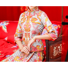 Robes de mariée brodées à la main