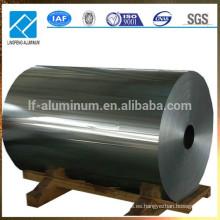 Bobina de techo de aluminio con el precio más bajo de China