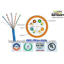 utp cat6 passing fluke testing network cable lan cable factory price