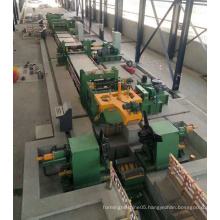 Steel Coil Combined Slitting and Cut to Length