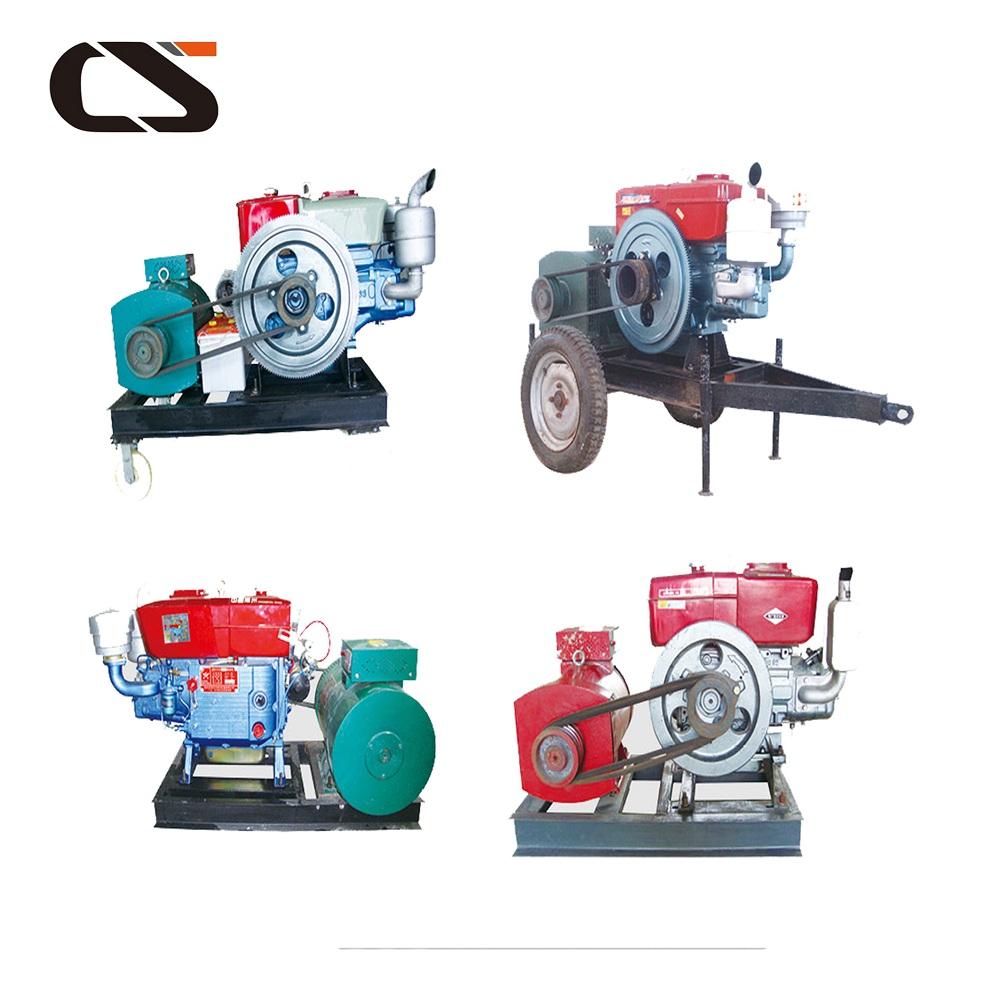 Agricultural generator set