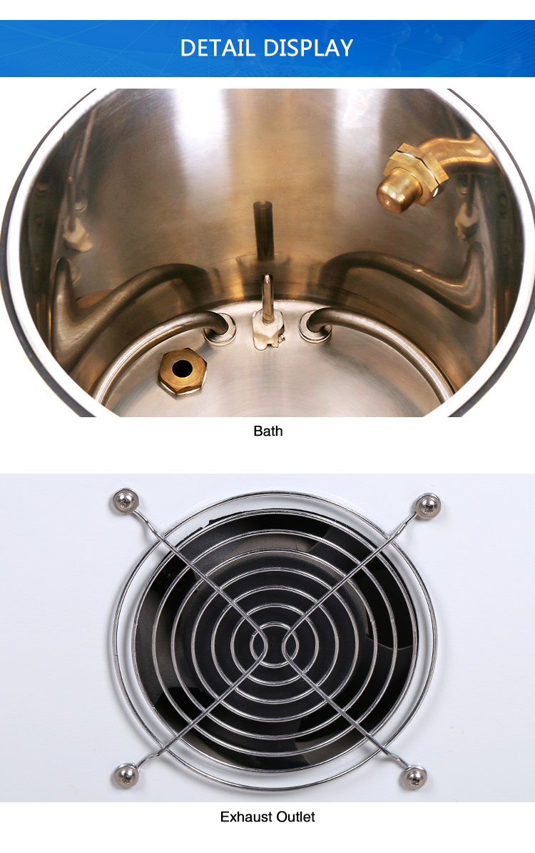 lab heating devices circulating water bath