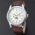Casual Wrist Stainless Steel Case Back Watches