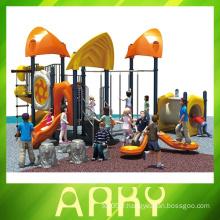 Nouveau parc de style enfants aire de jeux extérieure