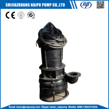 Anti-abrasion Sumerible slurry pumps