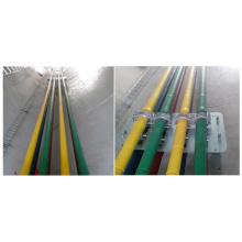1kv barra de aislamiento completa con aislamiento de E-Pipe