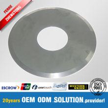Coupeur circulaire de tuyau de carbure de tungstène