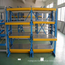 Nanjing Jracking storage system steel mould rack