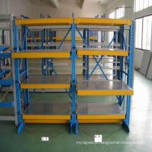 Sistema de armazenamento Nanjing Jracking rack de molde de aço