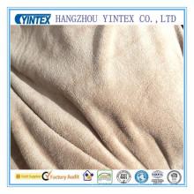 Home & Hotel Velvet Fabric para Cobertor