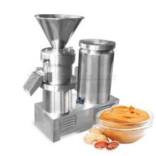 New design automatic peanut butter grinding colloid mill/almond nut paste making machine/almond milk making machine