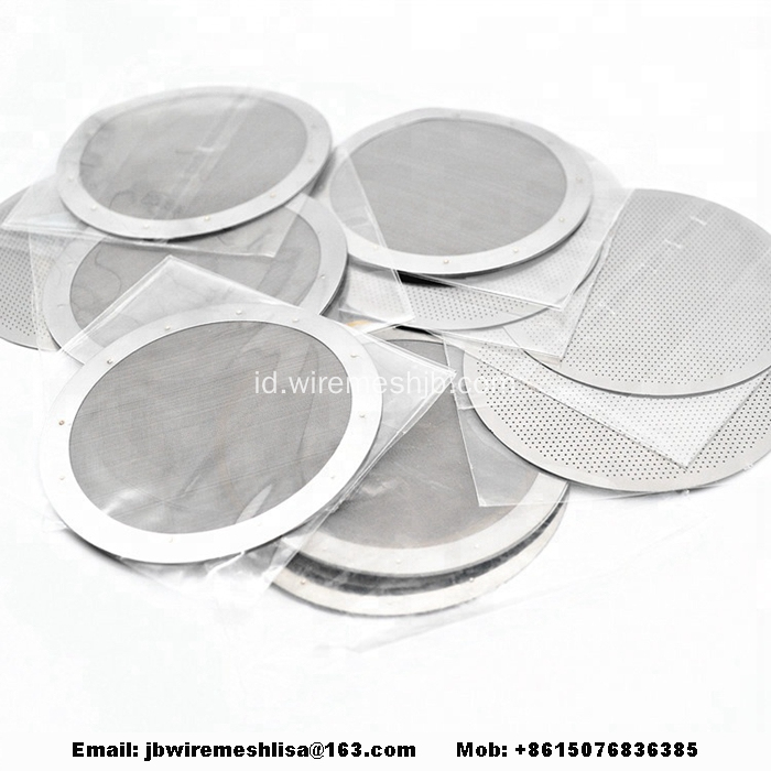 Mesh Filter Stainless Steel