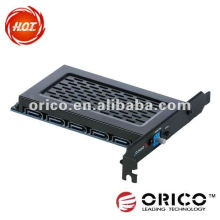 5bay SATA RAID expansion card