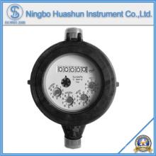 Compteur d'eau en plastique / Multi Jet Dry Type Water Meter / Classe B Water Meter