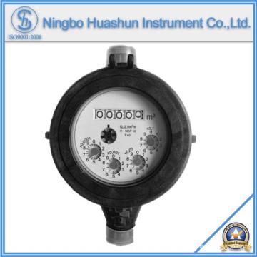 Medidor de água de corpo plástico Multi Jet Dry Type