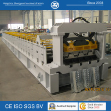 Metal Deck Floor Panel Roll Forming Machine