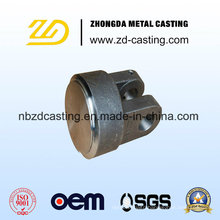 Carbon Steel Forging with CNC Machining Service