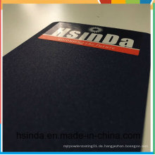 Hsinda Ral 5013 Glitzernde Leder Seide Blau Glänzende Pulverbeschichtung
