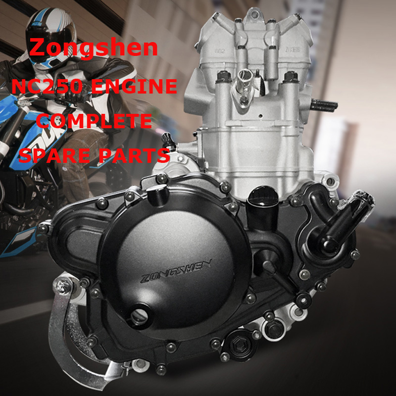 NC250 Engine Part 2