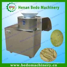 machine de découpage de pommes de terre de petite taille d'acier inoxydable