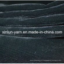 Stripe Décharge Tissu en tissu imprimé