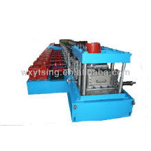 Automático completo YTSING-YD-0458 C Purline Roll Forming Machinery