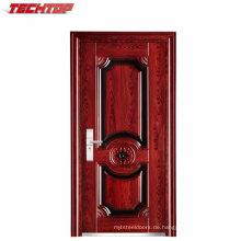 TPS-089 Marke Hohe Qualität Eisen Sicherheitstür Design Eisen Tür