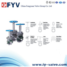 Stainless Steel Knife Gate Valve