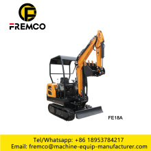 Mini Machinery 1.8 ton Excavator