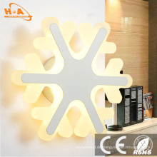 Fabrik-Preis-Kristallweihnachtsinnen-LED Wand-Licht-Lampen-Lichter