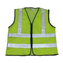 100% Polyester Langarm Reflektierende Sicherheitsweste mit Handytasche