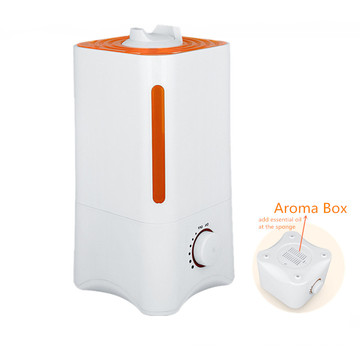 Manufacture Modern 3 L Bedroom Rechargeable Cool Mist Air Humidifier