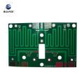 8 portas ethernet switch pcb