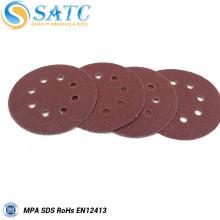Disque abrasif populaire populaire de coupe de la Chine avec le prix bas, disques pour le ponçage ou le bois de haute performance