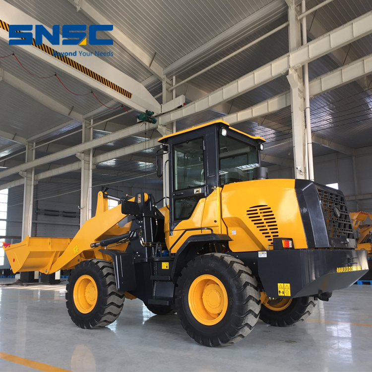Heavy 2Tons Mini Loader For Sale