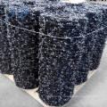 Hochfester PVC-überzogener Stacheldraht als Sperre für Rasen