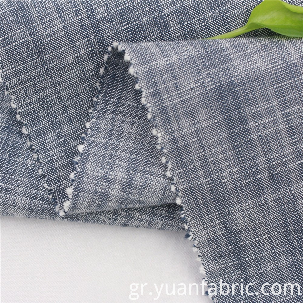 181china Textile 100 Cotton Yarn Dyed Chambray