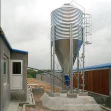 Casa de construcción de acero prefabricada para criar pollos