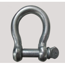 Europe Type Large Bow Shackle Carbon Steel
