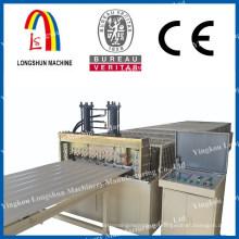 Hoja de metal de gran formato de hoja de la máquina de techo LS 1000-750