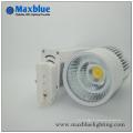 Proyector caliente de la luz de la pista de la COB LED de la venta