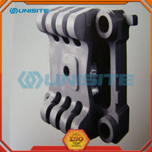 Precision carbon sand casting part