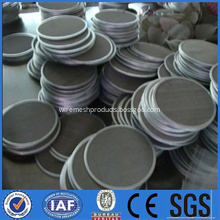 stainless steel sintered mesh filter