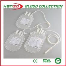 Colección triple de la sangre de Henso Bolsa