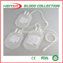 Sac Henso Triple Blood Collection