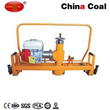 Máquina eléctrica de la máquina de carril ferroviario