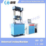 WAW Model Hydraulic Universal Testing Machine PPT 100Ton