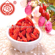 Wholesale distributor for ningxia berries goji Fructus Lycii