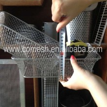Heat resistance Stainless Steel Storage Baskets