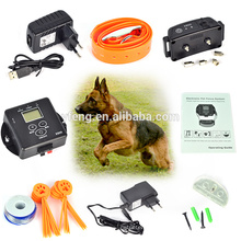 5000 metros cuadrados Wireless Invisible Electronic Pet Dog Fencing System para perros de seguridad para mascotas Electric Dog Fence Controller